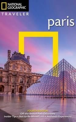 Paris National Geographic Guide