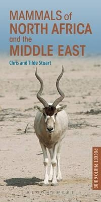 Mammals Of North Africa & The Middel Eas