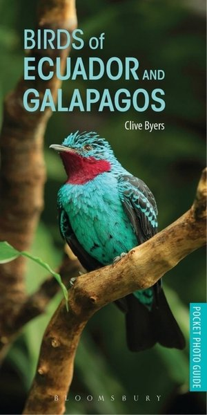 Birds Of Ecuador & Galapagos Photo Guide