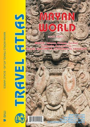 Mayan world atlas