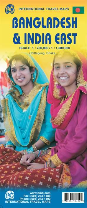 Bangladesh & India Oost