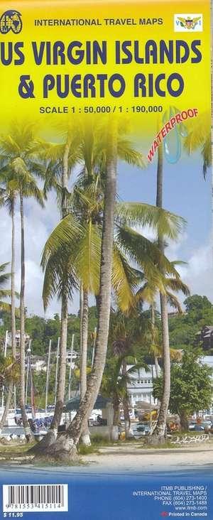 Puerto Rico & US Maagdeneilanden