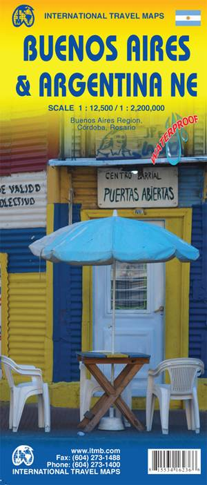 Buenos Aires / Argentina Northeast