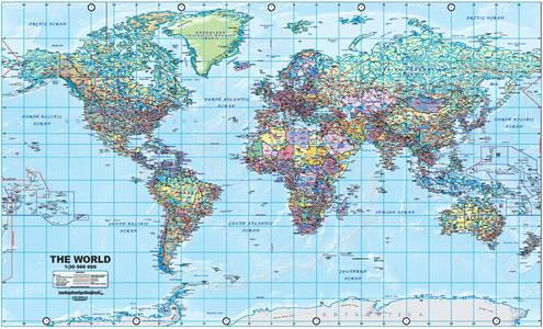 World pol. plano