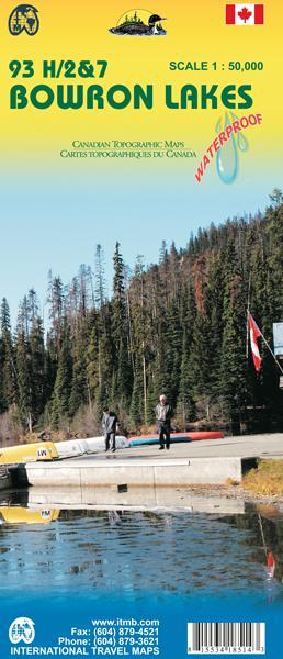 Bowron Lakes Canoe Route (british Columbia)