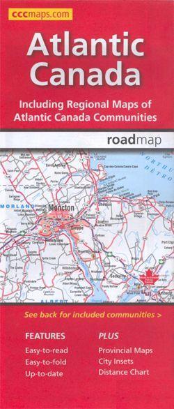 Atlantic Canada 1:800d