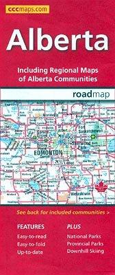 Alberta 1:1.500.000