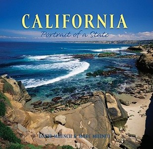 California Portrait Of A State Hardcover