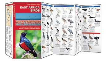East African Birds Waterford Press
