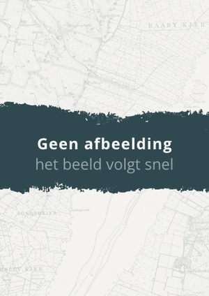 Bible Maps Then & Now Gevouwen