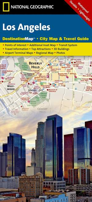 Los Angeles - Ngs Destination City
