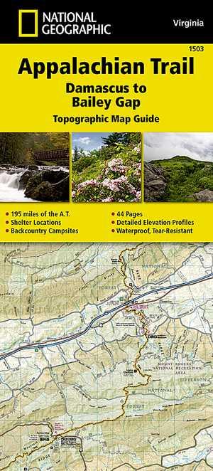 Appalachian Trail - Damascus-Bailey Gap /VA