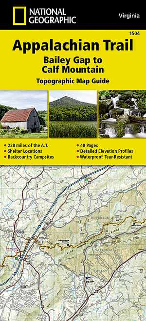 Appalachian Trail - Bailey Gap-Calf Mt /VA