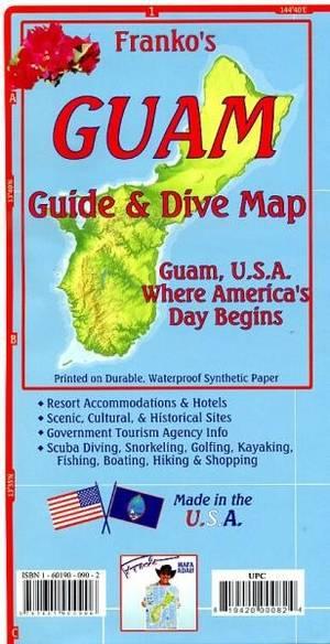 Guam Guide & Dive Franko's