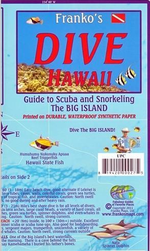 Big Island Hawaii Dive Franko' S