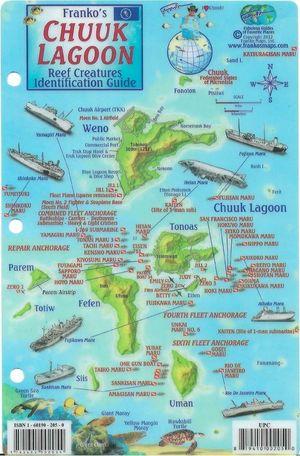 Chuuk Lagoon Micronisa Franko