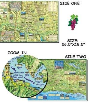 Santa Ynez Valley - Franko Map