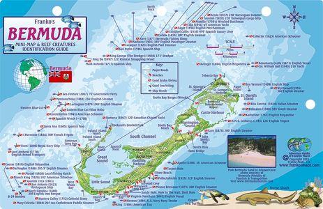 Bermuda Identification Mapguide Franko