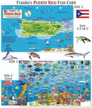 Puerto Rico Franko Reef Card