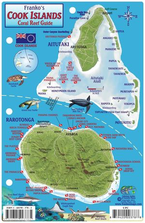 Cook Islands Coral Reef Franko's