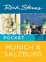 Rick Steves Pocket Munich & Salzburg + city map