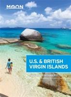 Moon U.s. & British Virgin Islands (6th Ed)