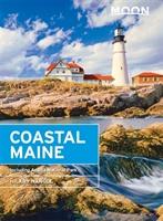 Moon Coastal Maine (6th Ed)