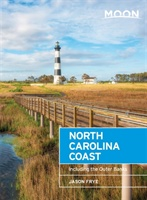 Moon North Carolina Coast (2nd Ed)