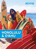 Moon Honolulu & Oahu (8th Ed)