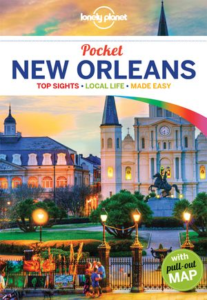 Lonely Planet Pocket New Orleans dr 2