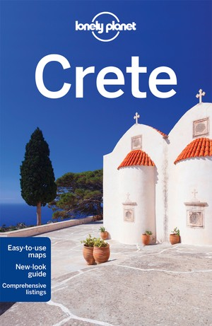 Lonely Planet Crete dr 3