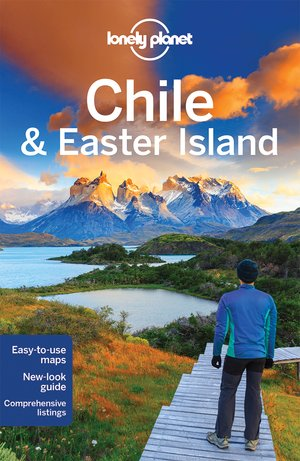 Lonely Planet Chile & Easter Island dr 10