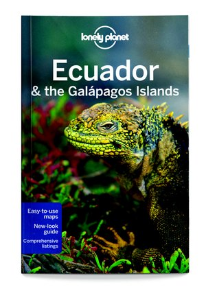 Lonely Planet Ecuador & the Galapagos Islands dr 10