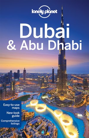 Lonely Planet Dubai & Abu Dhabi dr 8