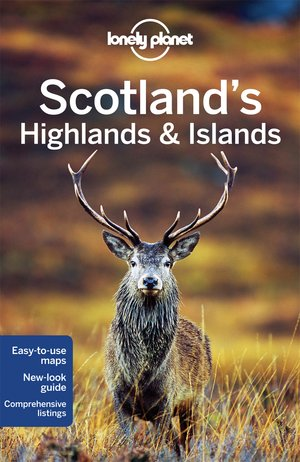 Lonely Planet Scotland's Highlands & Islands dr 3