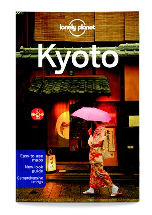 Lonely Planet Kyoto dr 6