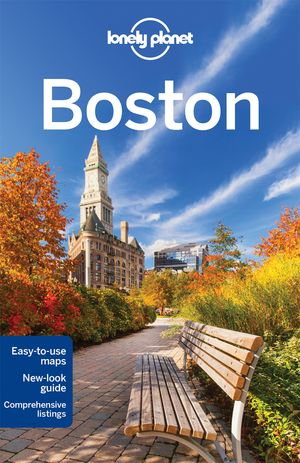 Lonely Planet Boston dr 6