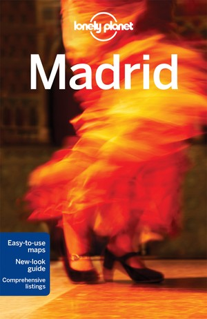 Lonely Planet Madrid  dr 8