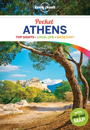 Lonely Planet Pocket Athens dr 3