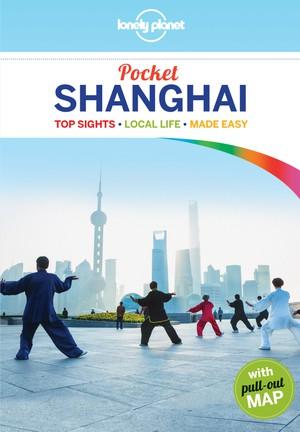 Lonely Planet Pocket Shanghai dr 4