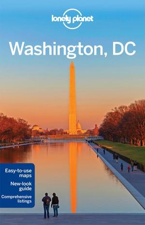 Lonely Planet Washington, Dc dr 6