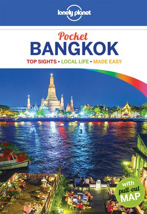 Lonely Planet Pocket Bangkok dr 5