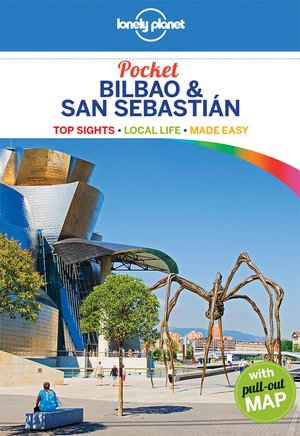 Lonely Planet Pocket Bilbao & San Sebastian dr 1