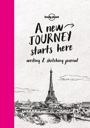 Lonely Planet Lonely Planet Writing & Sketching Journal