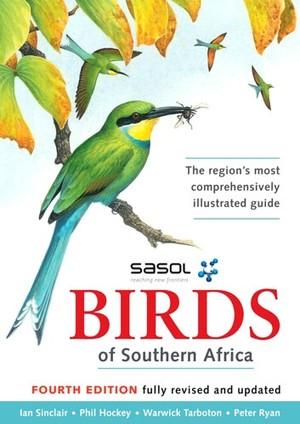 Birds Of Southern Africa Sasol - Struik