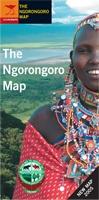 Ngorongoro Conservation Area Map