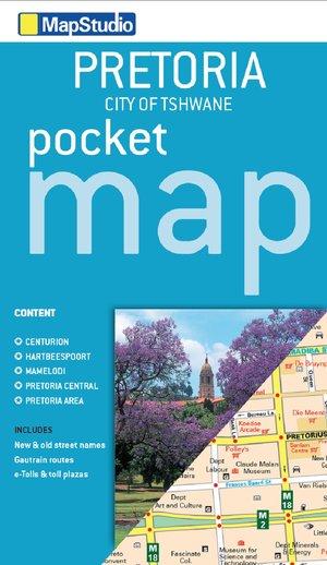Pocket Map Pretoria