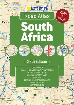 Road Atlas South Africa