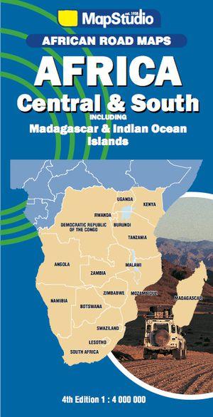 Afrika Centraal & Zuid incl. Madagascar & Indische Ocean Islands