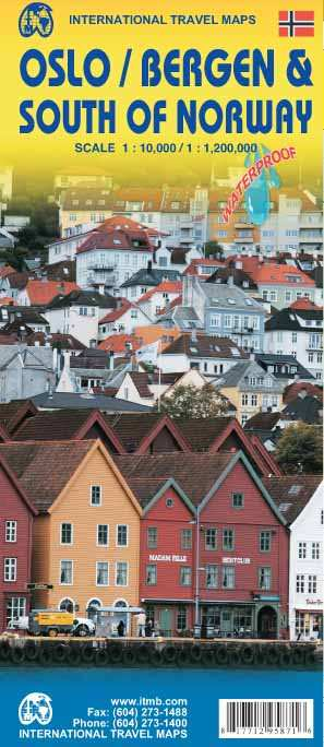 Oslo / Bergen & Noorwegen Zuid